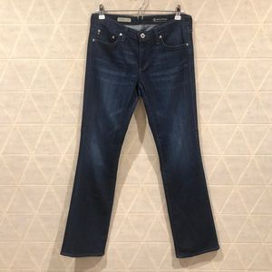AG Jeans the Ballad slim boot dark wash 29R
